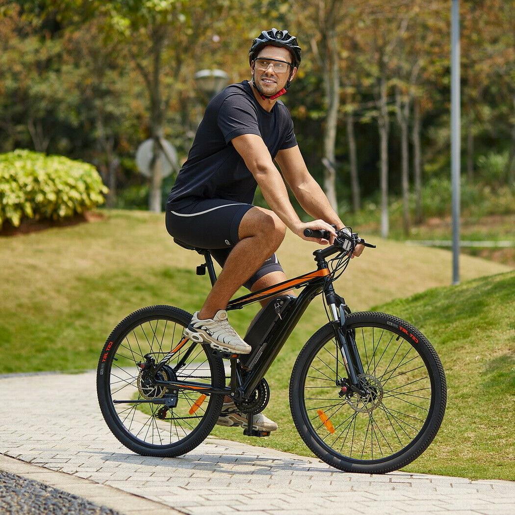 26INCH Electric Bike Bicycle 350W 36V