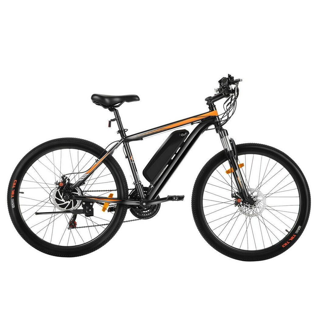 26INCH Bike 350W Li-Battery