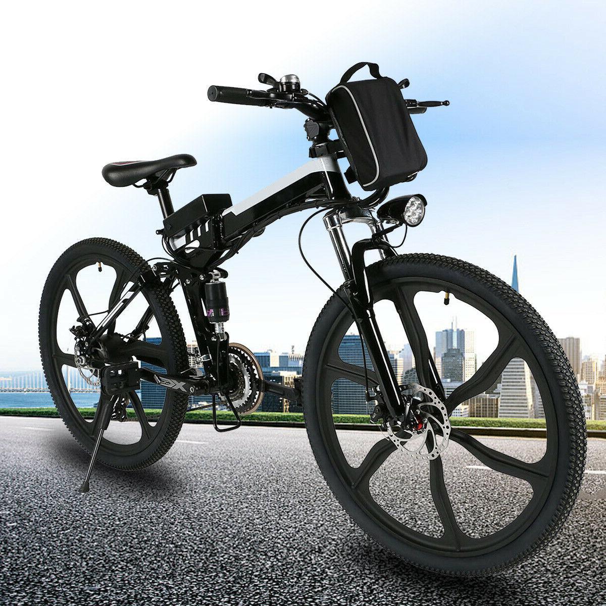 26INCH Electric Bike Folding Bicycle