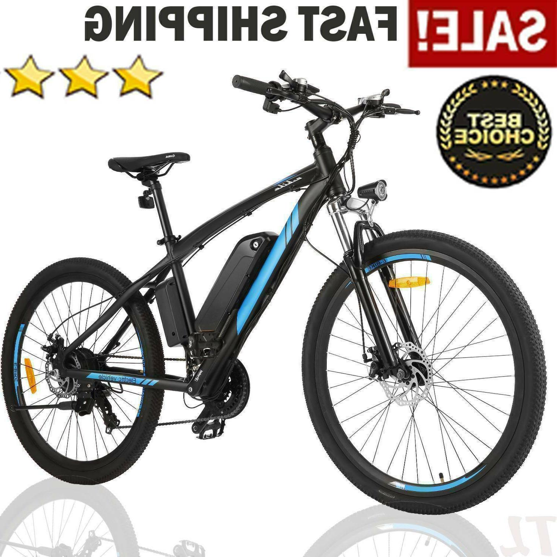 "27"" 500W Mountain bike"