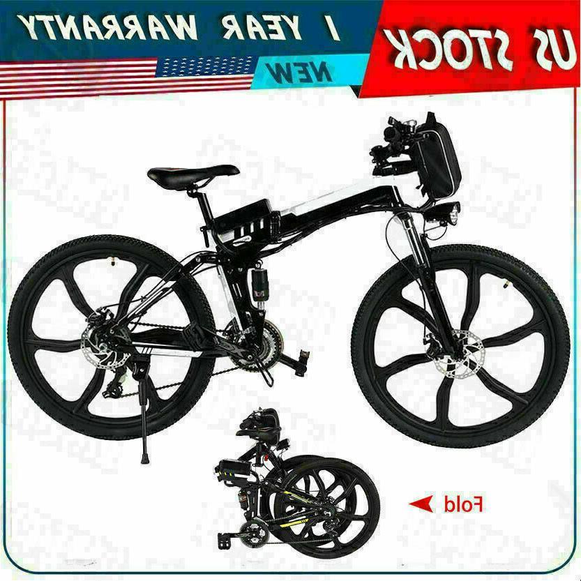 "27"" 500W 48V Mountain bike City"