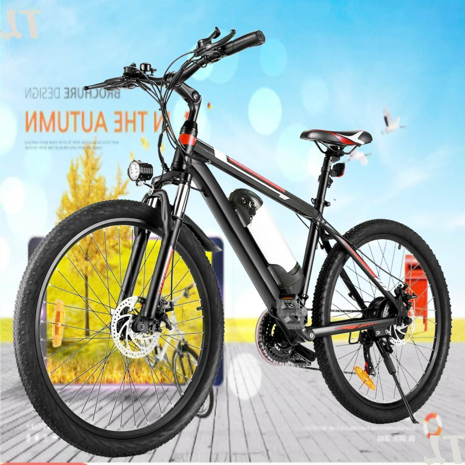 """27"""" 48V 10AH Electric bicycle Mountain"""