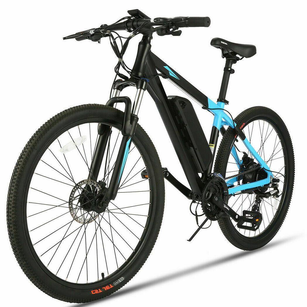 350w 27 5 electric mountain bike 24