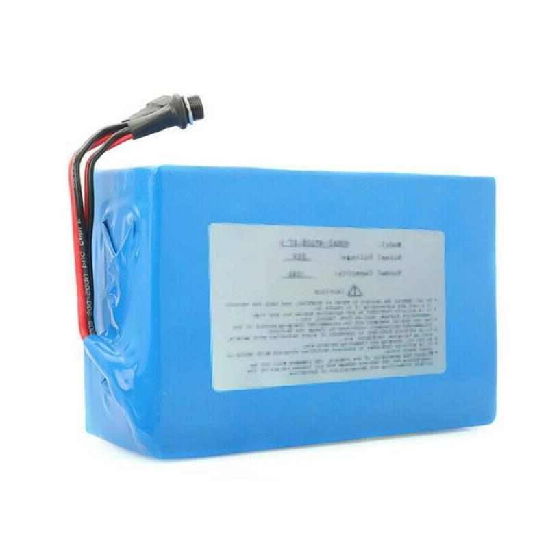 36V Lithium li-ion Battery Pack Bicycle E Bike charger
