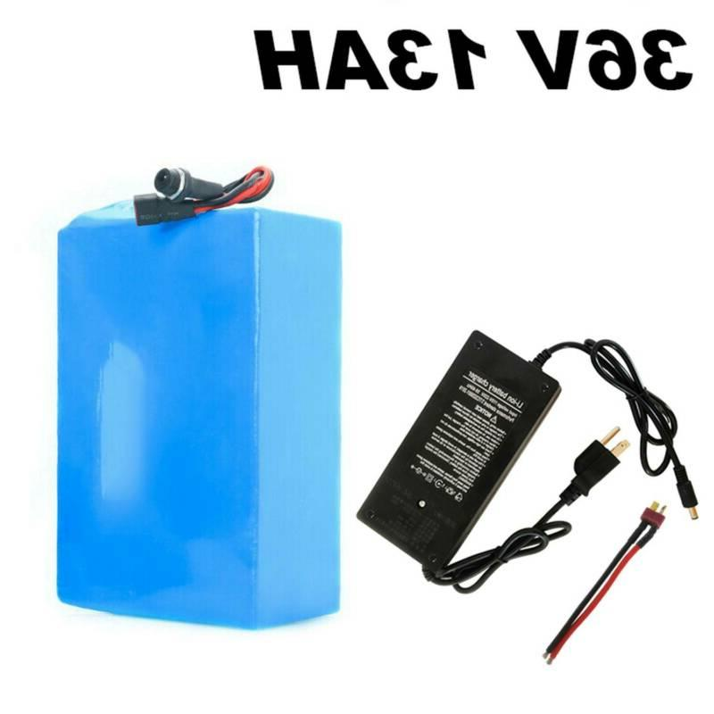 Battery Pack Bicycle E Electric charger