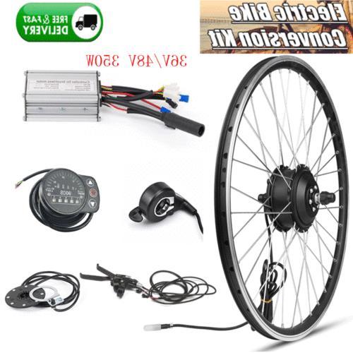 Conversion Kit Electric Bike Front Hub