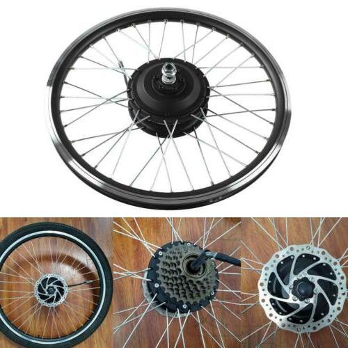 36V 350W Ebike Conversion Electric Bike Wheel❤