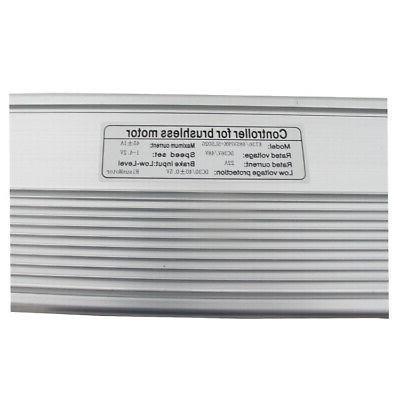 36V Brushless DC Controller Regen fr Electric