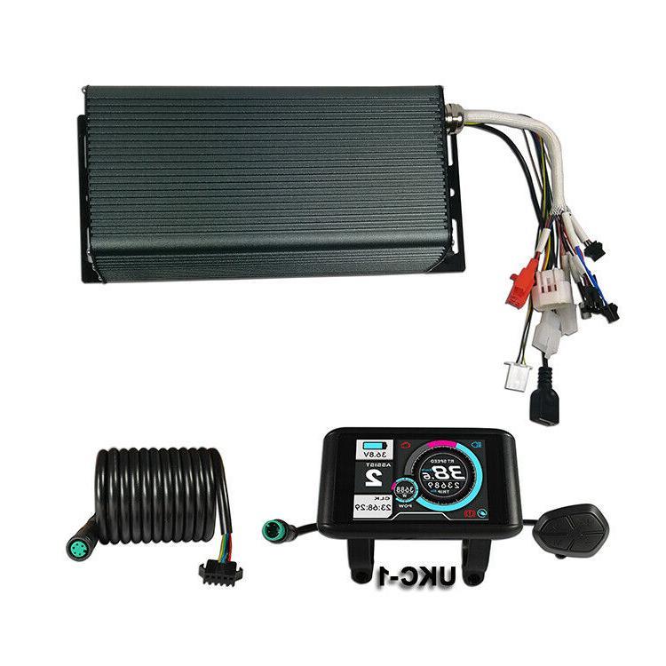 48v 72v 80a sine wave controller 2500w