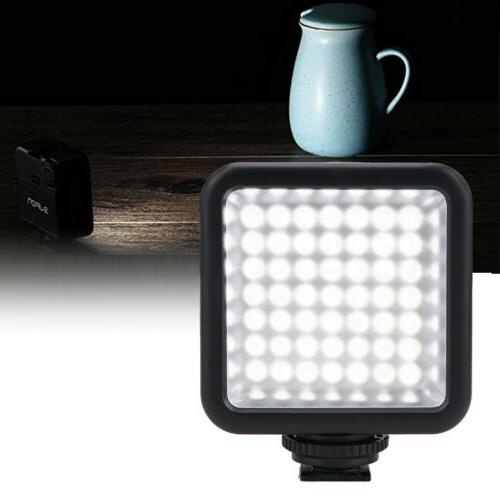 VBESTLIFE 49 Video Dimmable Light Panel