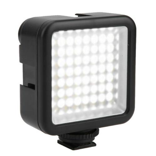 VBESTLIFE Video Cam Dimmable Light Panel