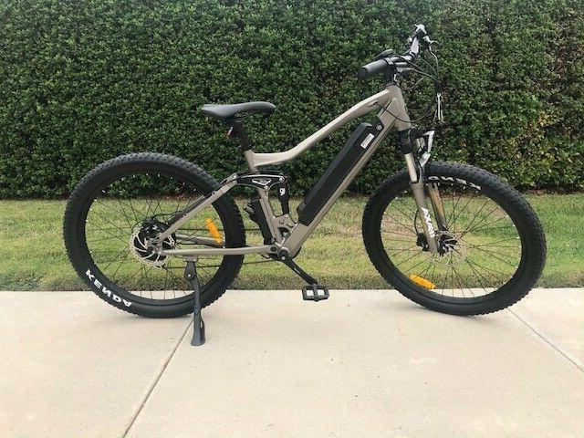 500 watt 48 volt folding electric bike