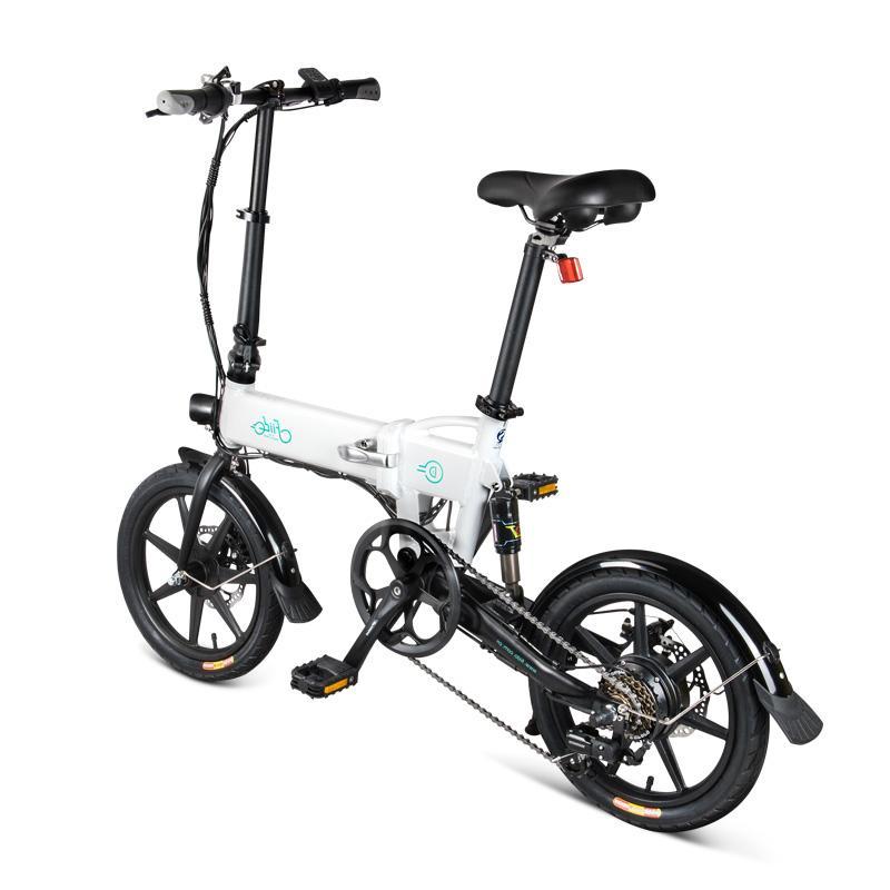 FIIDO <font><b>Electric</b></font> Aluminium Alloy Foldable Mechanical 250W <font><b>Electric</b></font> <font><b>Bike</b></font>