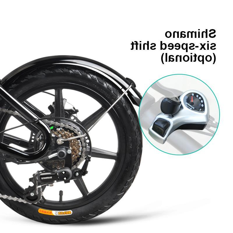 FIIDO <font><b>Electric</b></font> 7.5Ah 36V Aluminium Alloy 16 Foldable Disc 250W <font><b>Electric</b></font>
