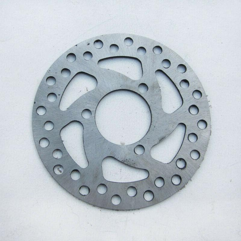 disc brake plate 120mm 36mm with 3