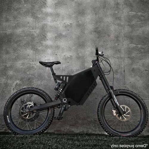 Electric Frame Kit Stealth Bicycle eBike