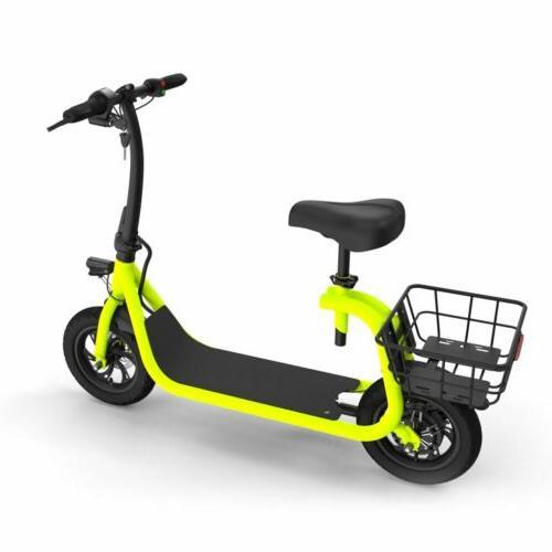 GlareWheel Electric Bike/Scooter  
