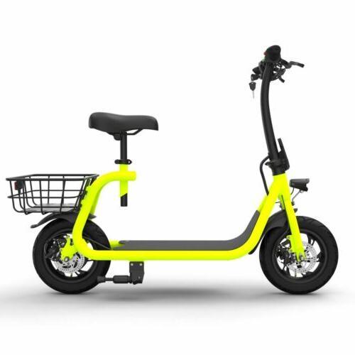 GlareWheel Commuting Electric Bike/Scooter MaxStrata