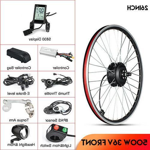 Kunray E Bike 500W Electric Kit