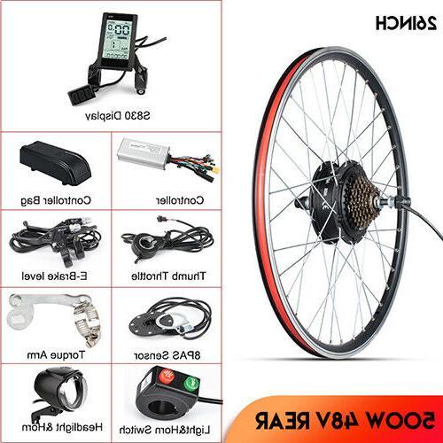 Kunray ebike E Motor Wheel Kit