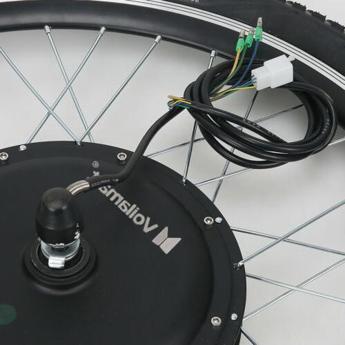 1000W Conversion Kit E Cycling Meter