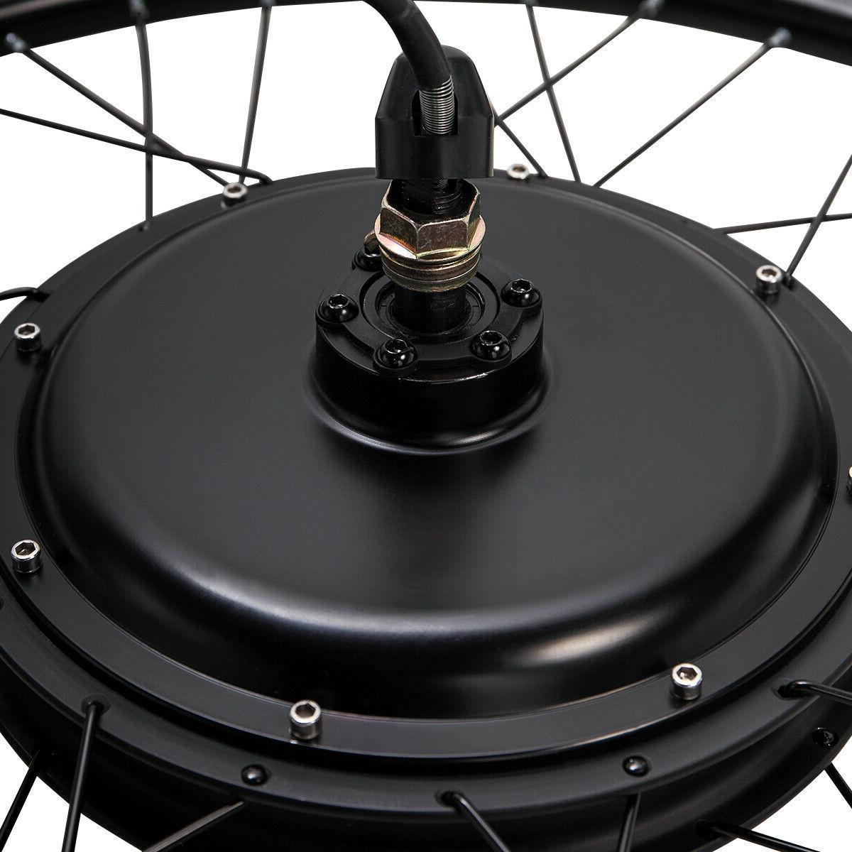 """26"""" Wheel Ebike Hub"""
