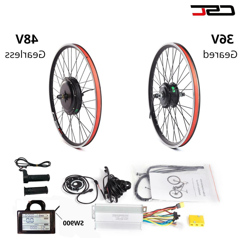electric bike conversion kit 36v 48v 20