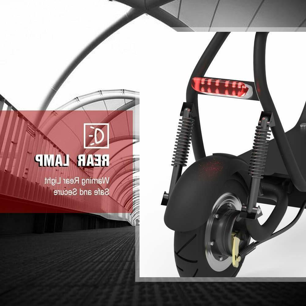 SKRT Electric Bike Up to 18.6 Miles Long-Range Battery