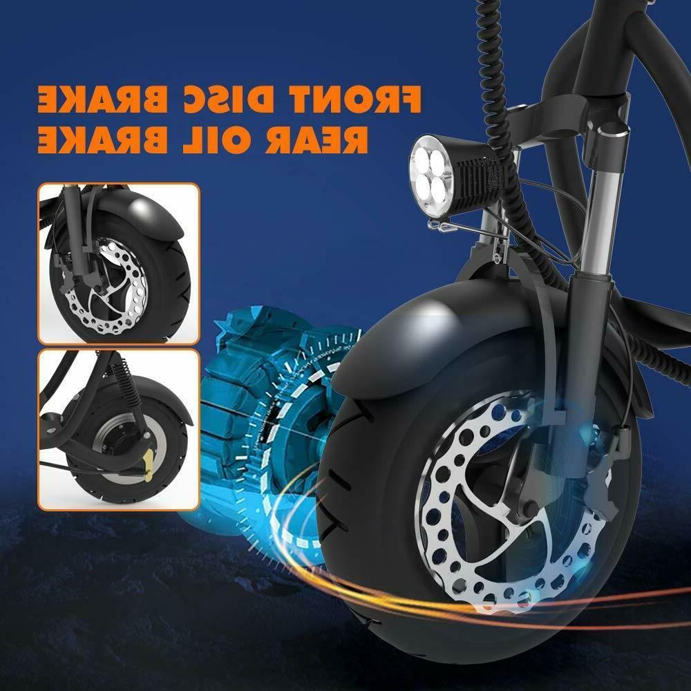 SKRT Bike Up 18.6 Long-Range Foldable Design
