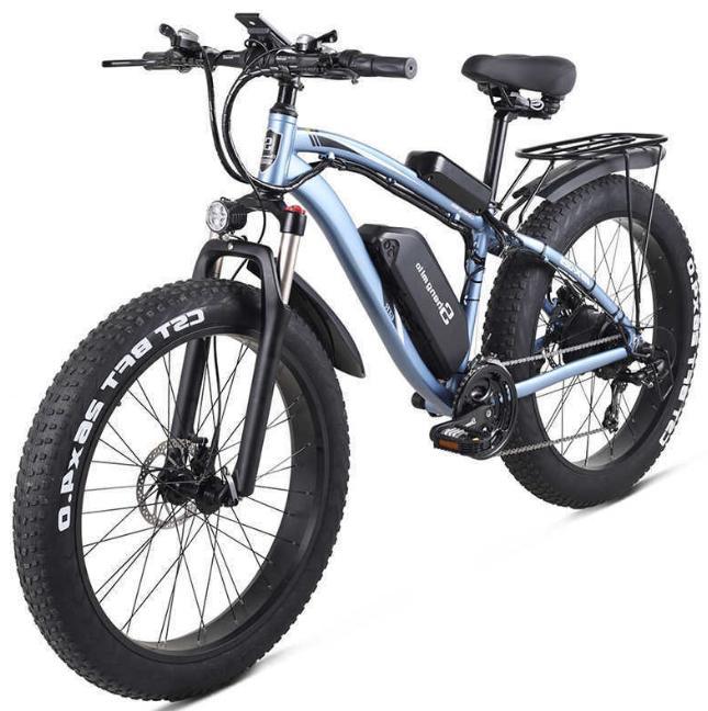 Electric Mountain Bike 1000 / volts 60 km