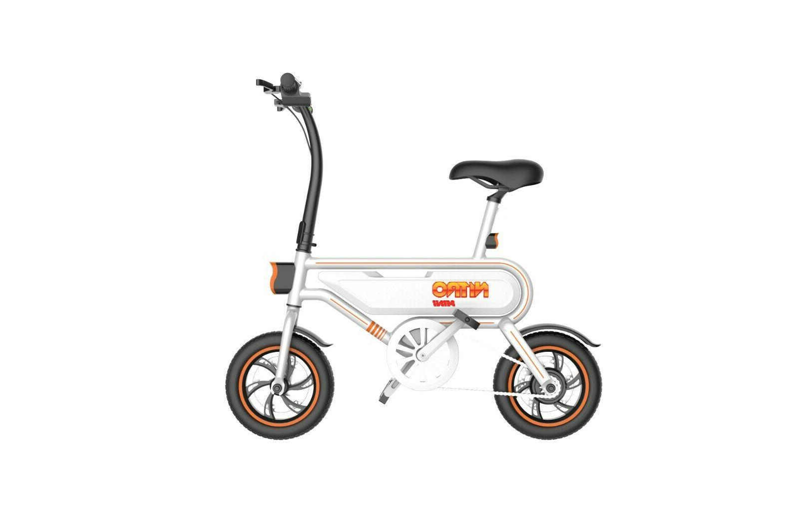 NITRO mini™ Electric Bicycle