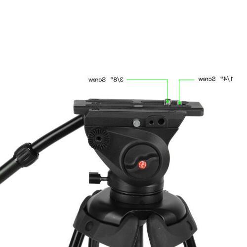 VBESTLIFE DV Video Camera Tripod 1.8m 360 Degree Shooting US