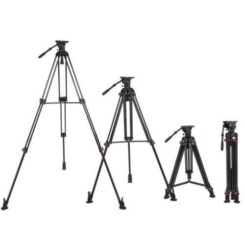 VBESTLIFE XTK-8018 DV Camera Tripod Degree Panoramic Shooting US