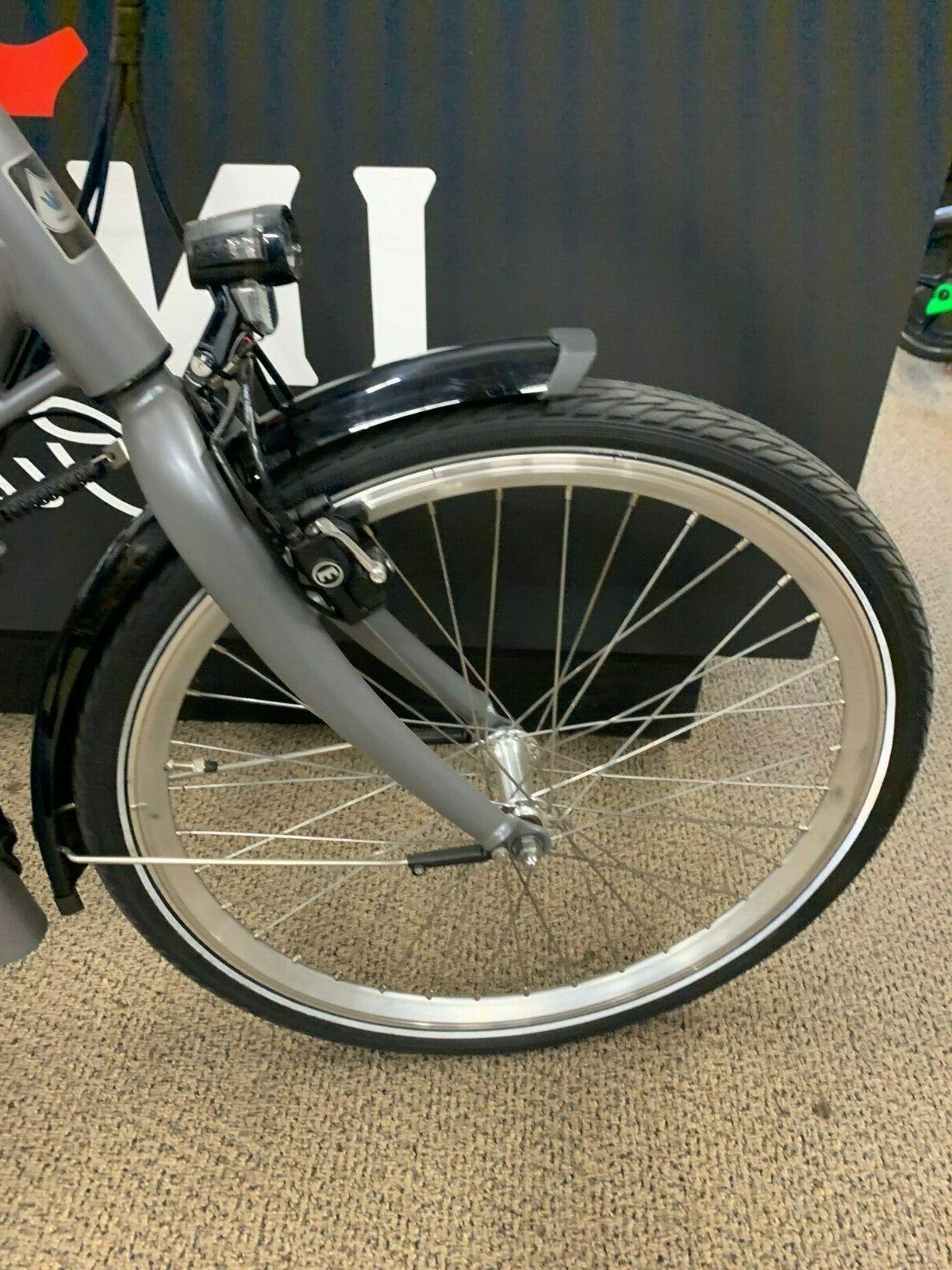P-Tec C2 Bike, Wheels, Bafang