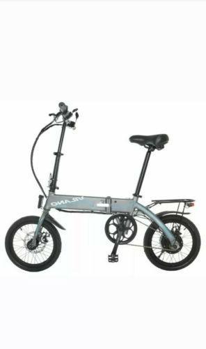 quark 16 electric folding bike