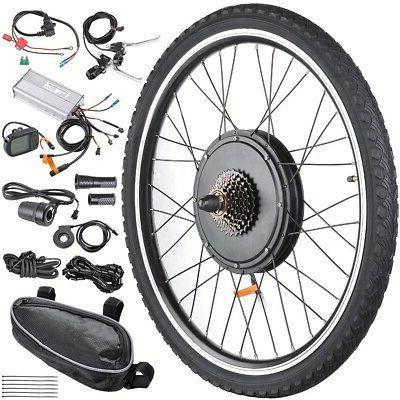rear wheel electric bicycle display
