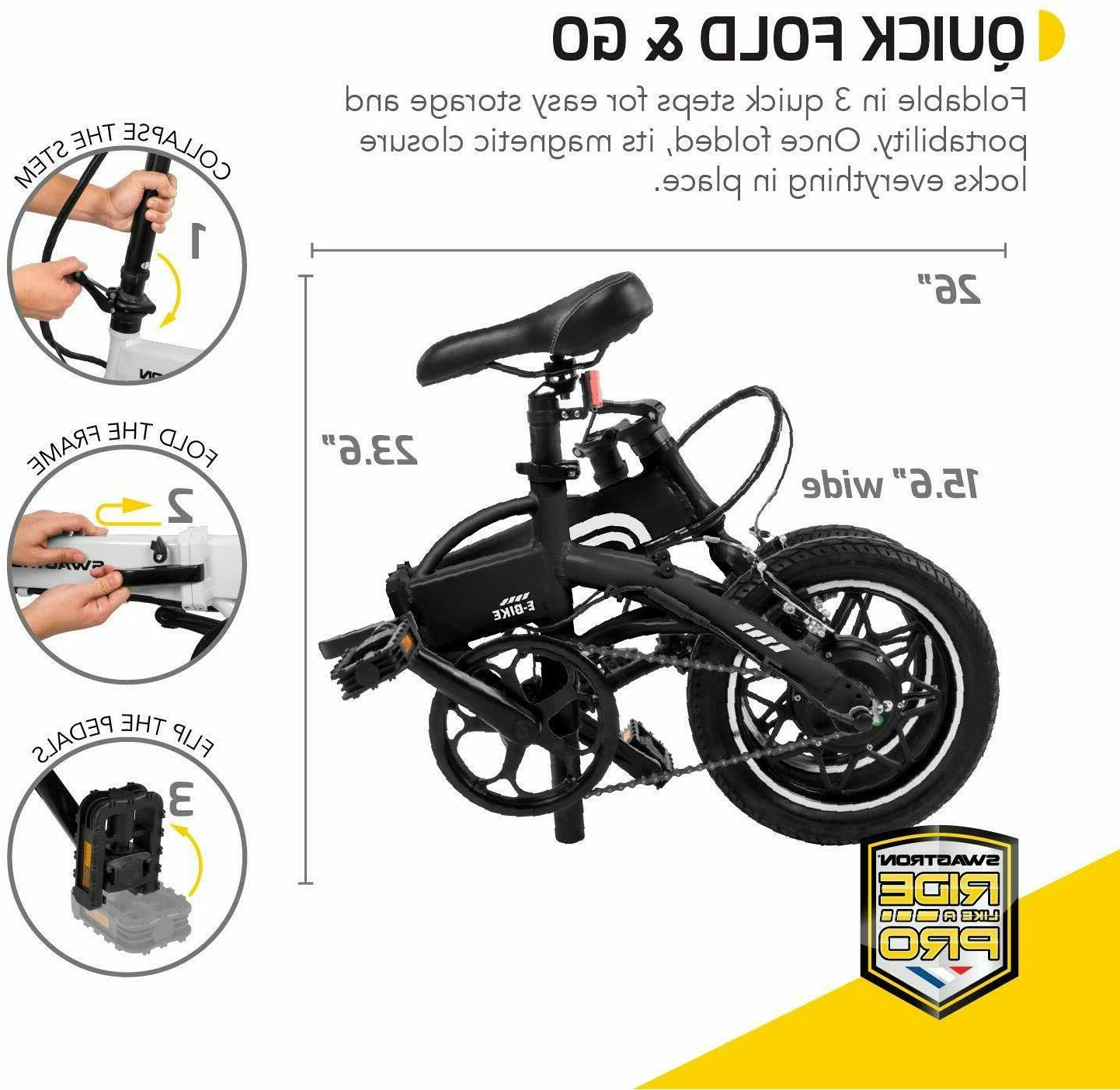 Swagcycle Plus Electric Battery Motor