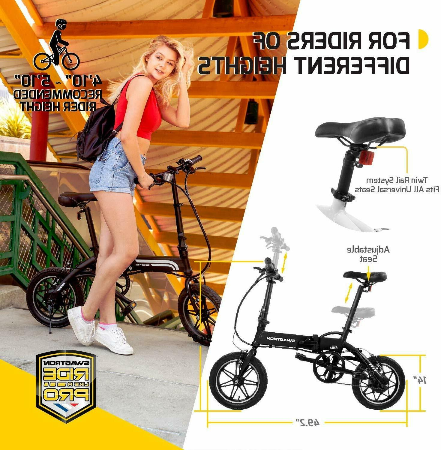 Swagcycle Plus Electric Bike Battery