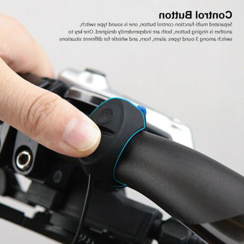 Waterproof Horn Bike Ring Bell 120db