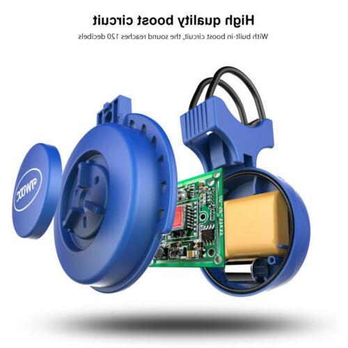 Waterproof Electric Horn Bike Ring Bell Alarm US