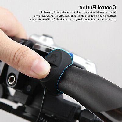 120dB Loud MTB Bicycle Ring