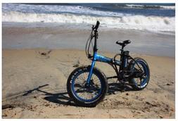 EMOJO LYNX Folding Electric FAT Tire Bike 500 Watt 36 Volt