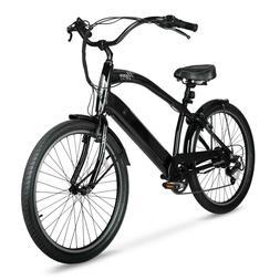 men s electric cruiser bike 26 wheels