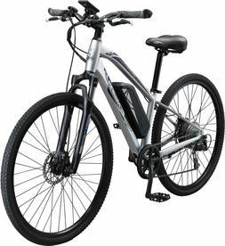 Schwinn Mens 700c Sycamore Electric Bicycle 350-Watt Small F