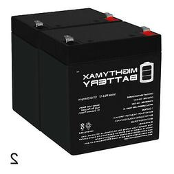 Mighty Max 12V 5AH Battery Replaces Liftmaster 475LM Garage