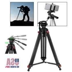 VBESTLIFE Portable Professional Adjustable Tripod Stand DSLR