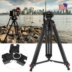 VBESTLIFE Professional Camera Tripod Stand Mount For DSLR DV