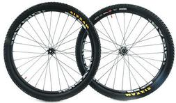 "Stans Rapid 25 27.5"" / 650B MTB Bike Wheelset + Tires Shiman"