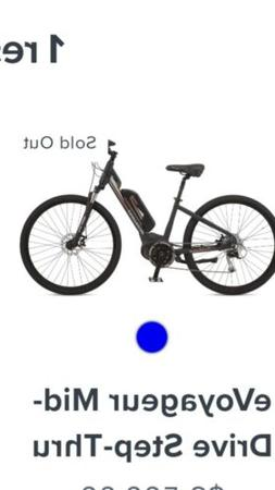 Schwinn voyageur Electric bike Dark blue