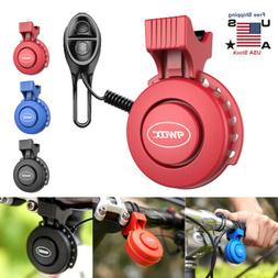 Waterproof Cycling Electric Bicycle Horn Bike Handlebar Ring
